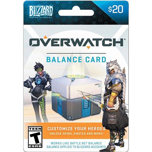 Blizzard Overwatch web
