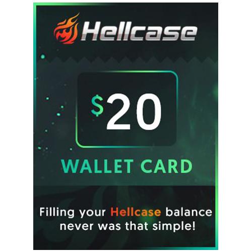 20$ Wallet Card