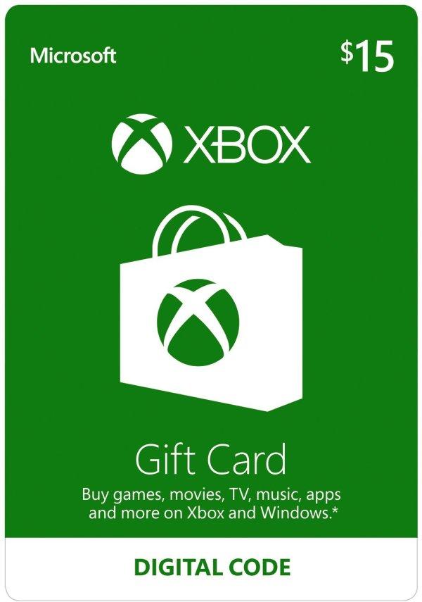 Xbox 15$