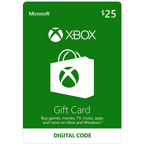 Xbox 25$